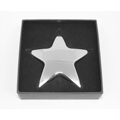 Image of Star Paperweight in gift box